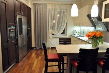 Big family kitchen