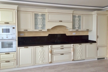Classic kitchen_made in Ukraine